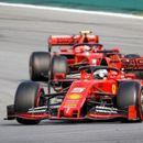 Ферари ќе го разгледува инцидентот меѓу Фетел и Леклер во Бразил