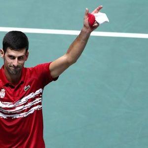 Ѓоковиќ ја потврди победата на Крајиновиќ за четвртфинале на Србија во Дејвис Купот