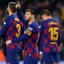 Меси се налути, ремек-дела на Гризман и Суарез: Барса со пет гола ја испрати Мајорка