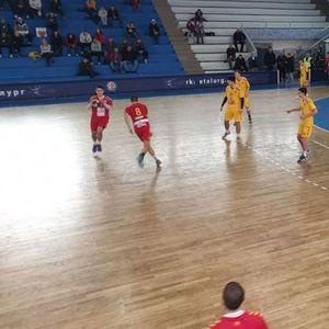 Македонија А и Македонија Б го поделија пленот на затворањето на турнирот во Скопје
