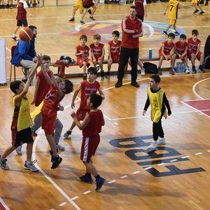 Започна минибаскет лигата - турнирот на идните репрезентативци