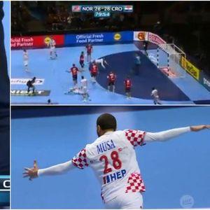 """Муса ја полуде Хрватска, Лино го бакна Карачиќ – еве го голот вреден """"злато""""!"""