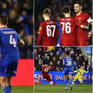 Фудбалска магија на Шроусбери, од 0-2 до реми против Ливерпул!