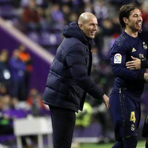 """ВАР ги спаси """"кралевите"""", Реал Мадрид стана лидер во Ваљадолид"""