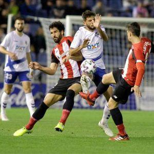 ВИДЕО: Атлетик Билбао по пенали го елиминира Тенерифе во Купот на Кралот