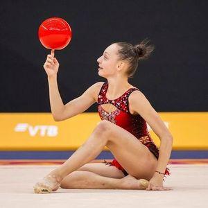 Најдобрата македонска гимнастичарка 26-та на Гаспром Купот во Москва