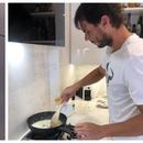 Надал прво готвеше, потоа покажа дел од рутинските функционални вежби