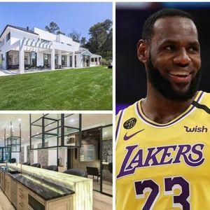 Луксузниот имот од 22 милиони долари каде Леброн Џејмс го минува карантинот