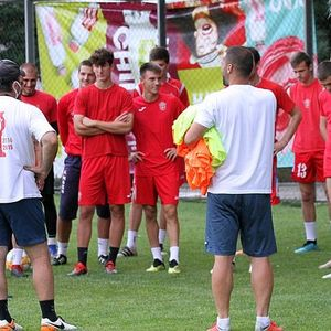 Работнички ги започна подготовките за новата сезона во ПМФЛ
