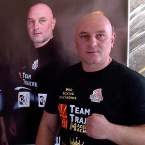 "Новата боксерска ""машина"" Трајче Илиоски потпиша профи-договор и најави голема кариера"
