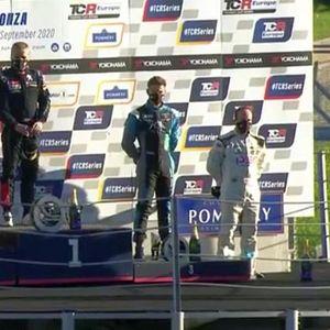 ВИДЕО: Давидовски го освои трофејот на Јокохама во првата трка на Монца
