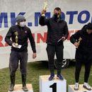 Христијан Илиоски со победа се врати на мото-крос трките по три години