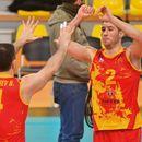 Репрезентацијата се враќа во градот на одбојката, Кипар прв противник