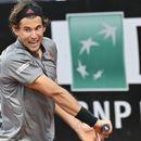 Дебаклот во Рим го натера Тием да игра уште еден турнир пред Ролан Гарос