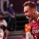 Летонија е вториот финалист, Белгија ќе игра за трето место против Србија