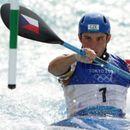 Прскавец од Чешка беше најбрз со кајак и обезбеди златен медал