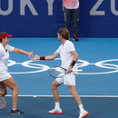 Рубљев и Павличенкова го грабнаа последното злато на тениските настани во Токио