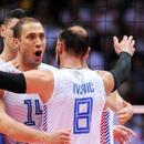 Србија чекори кон одбрана на тронот, лесно средена Холандија во четвртфиналето
