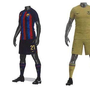 """""""Мундо Депортиво"""" открива: Барса сака големи промени на дресовите за следната сезона"""