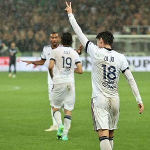 Уи-Јо го реши Сент-Етјен и донесе прва победа за Бордо