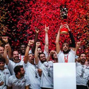 Виртус го освои Суперкупот, Скариоло со трофеј се врати во Италија