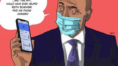 Cartoon 20 September 2020