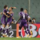 Fiorentina's Castrovilli scores first goal of Serie A season
