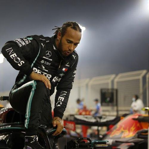 Hamilton tests positive for COVID-19, will miss Sakhir F1 GP