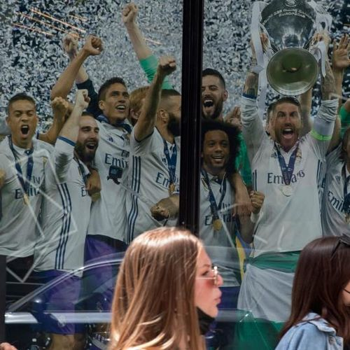 Super League being created to 'save football', Real Madrid president says