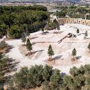 Malta National Park project works underway