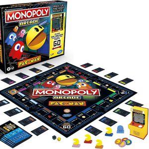 Četrdeseti rođendan: Pac-Man Monopol i mini arkadna igra