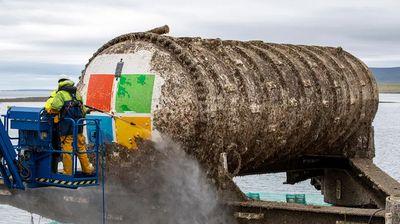 Microsoft-ov podvodni server izvan vode nakon dve godine