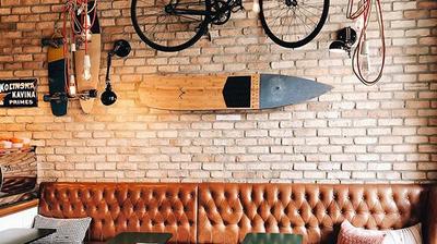 Шармантно место во Љубљана каде што можете да уживате во кафе и џин!