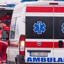 HAOS NA AUTO-PUTU: Prevrnuo se bugarski šleper u blizini Aleksinca VOZAČ PREBAČEN U URGENTNI CENTAR
