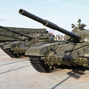 LETEĆI MANEVAR RUSKOG TENKA: Evo šta je T-72 pokazao na poligonu u Indiji! Posetoci prikovani za sedišta!