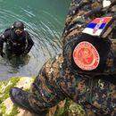 MISTERIJA KOD MOSTA SLOBODE U NOVOM SADU: Telo muškarca (33) izvađeno iz Dunava kod Ribnjaka