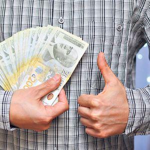 PRIMATE LI I VI SRPSKI PROSEK? Neto plata u julu 64.731 dinara