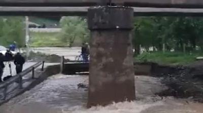DRUGI DAN AGONIJE: Dečak koji je upao u nabujali potok nije još uvek nađen, potraga se nastavlja sutra