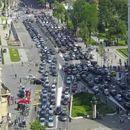 TAKSISTI PONOVO PARALISALI BEOGRAD! A sledeće nedelje prete blokada i haos - okupiraće Slaviju i Gazelu!