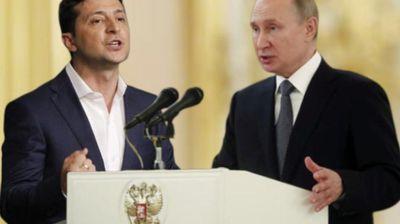 PUTIN I ZELENSKI PRIČALI PRVI PUT U ŽIVOTU: A evo o čemu su razgovarali ruski i ukrajinski predsednik