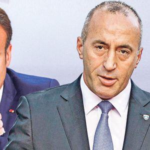 MAKRON ŠALJE HARADINAJA U HAG: Posle misterioznog poziva savetnika predsednika Francuske, bivši vođa terorista podneo OSTAVKU! ČITAJTE U KURIRU!