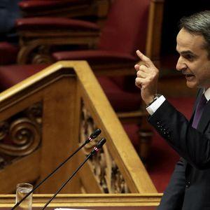 OČEKIVANO: Grčki parlament izglasao poverenje Micotakisu
