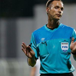 VELIKO PRIZNANJE ZA SRBINA: Srđan Jovanović sudi derbi Lige šampiona