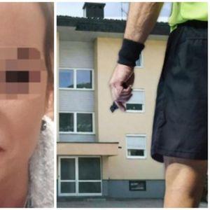 POLICIJA NA TRAGU UBICE TRUDNICE: Priveden FANTOM U GAĆAMA! Bivši fudbalski sudija osumnjičen da je udavio Juliju (31) pred porođaj!