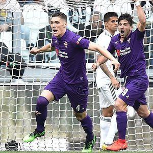 NEBESKI SKOK I GOL NIKOLE MILENKOVIĆA: Srbin strelac za Fiorentinu protiv Napolija