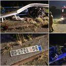 STRAVIČNA NESREĆA NA AUTO-PUTU KA ZAGREBU, U VOZILU BILI SRBI?! Dvoje teško povređeno, jedan poginuo! Očevidac za Kurir ispričao JEZIVE DETALJE! (UZNEMIRUJUĆI FOTO)