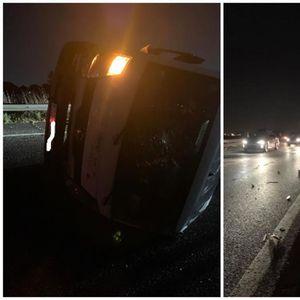 IMA LI U HRVATSKOJ LJUDI: Žena bila svedok nesreće na auto-putu, ali je od užasnih slika više pogodilo nešto drugo!