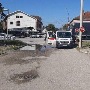 TEŠKO POVREĐEN VOZAČ (69) MOPEDA NA PUTU SVRLJIG-KNJAŽEVAC: Kamion ga pokosio, polomljena mu noga
