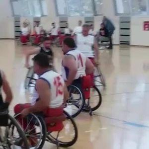 BEOGRAD OPEN 2019: Košarka u kolicima privukla veliku pažnju publike na Košutnjaku! KURIR TV