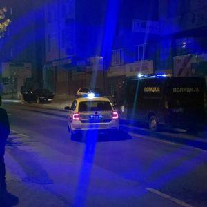 PUCNJAVA U NOVOM PAZARU: Ranjen muškarac u Gradskom parku